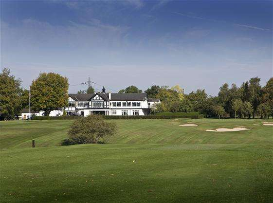 Hole: 1 Described as one of the most demanding opening holes in Cheshire.